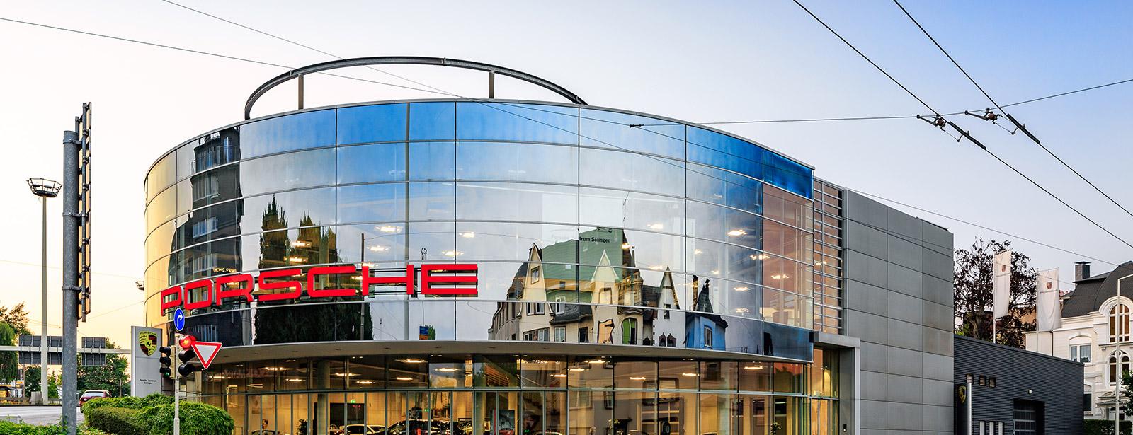 Porsche Centre Solingen